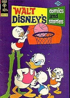 - Walt Disney's Comics and Stories (1962 series) #415