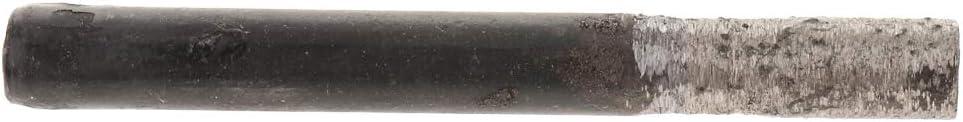 Diamant Fr/ässtifte Bohrer Schleifbohrer Schleifstifte Bit 12 mm 25 mm Zylinderkopf