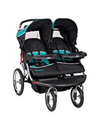 Baby Trend Navigator Double Jogger Stroller, Tropic BOBEBE Online Baby Store From New York to Miami and Los Angeles