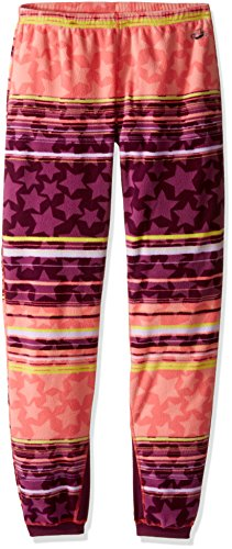Hot Chillys Youth La Montana Print Bottom, All Star Brite/Violet, Small by Hot Chillys