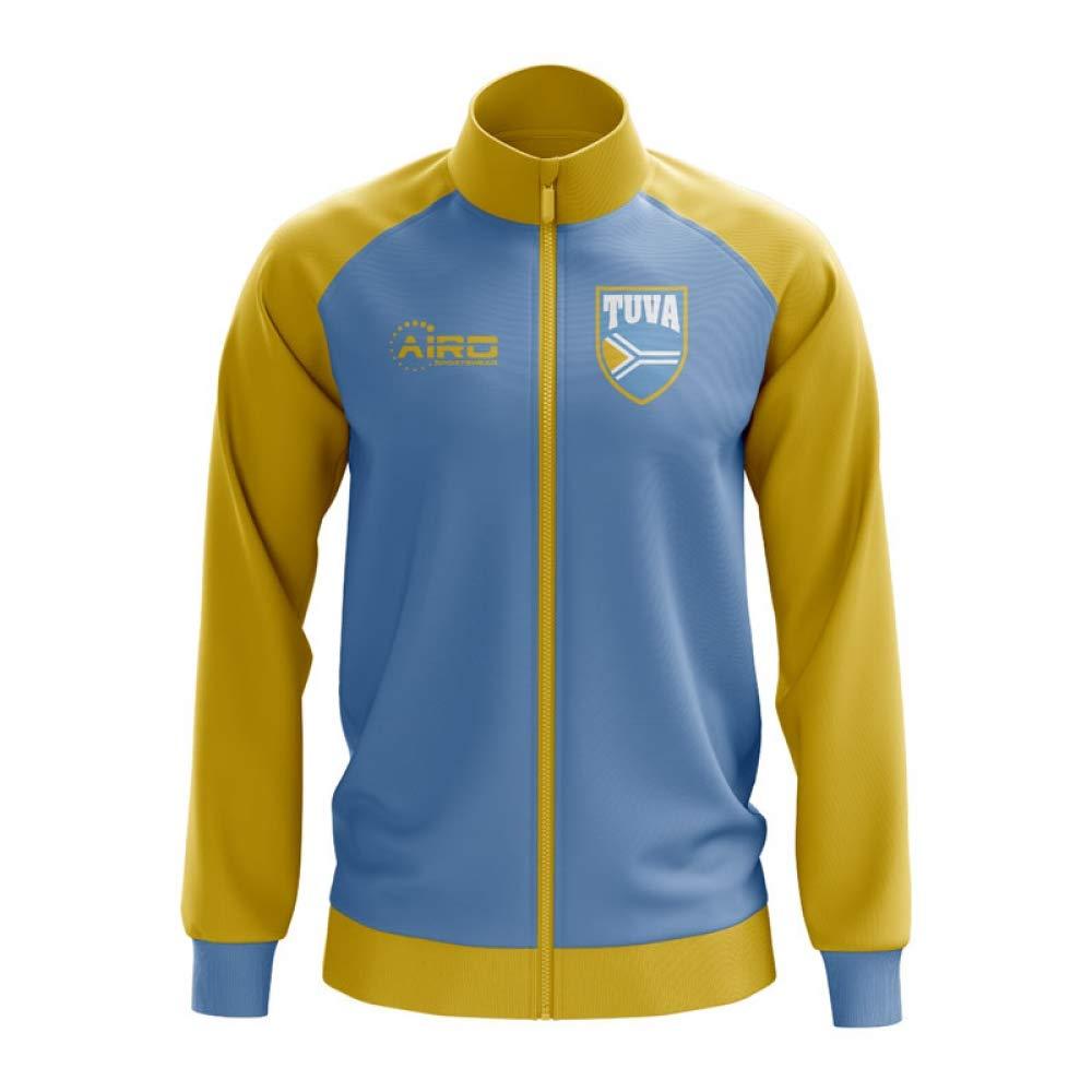 Airo Sportswear Tuva Concept Football Track Jacket (Sky)