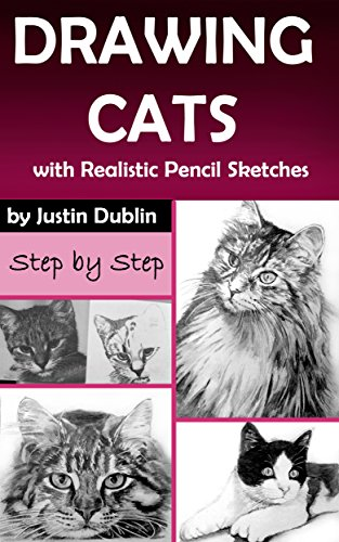 Drawing: Cats with Realistic Pencil Sketches