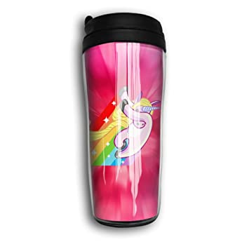 Amazon com: HSQHIGHMUG11 Dabbing Rainbow Unicorn 3D Print Custom