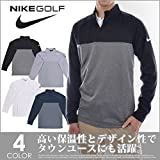 Nike Therma Core Half-Zip Men's Golf Top (Armory Navy, Large)