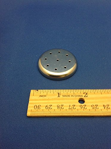 Stainless Air Injector (Waterway Plastics 216-0070 Air Injector Escutcheon Stainless Steel)