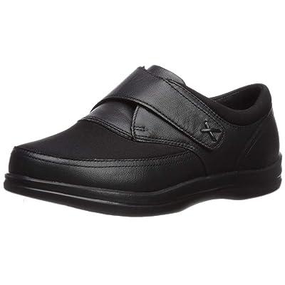 Apex Women's Petals-Emmy Black Sneaker | Shoes