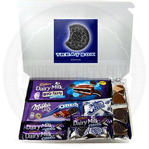 Mega Oreo Selection Gift Box Dairy Milk Chocolate Big