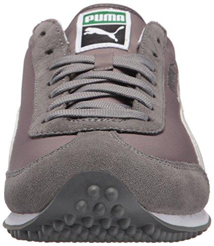 Sneaker Uomo Puma gray Quiet Violet Shade UqZf8nC
