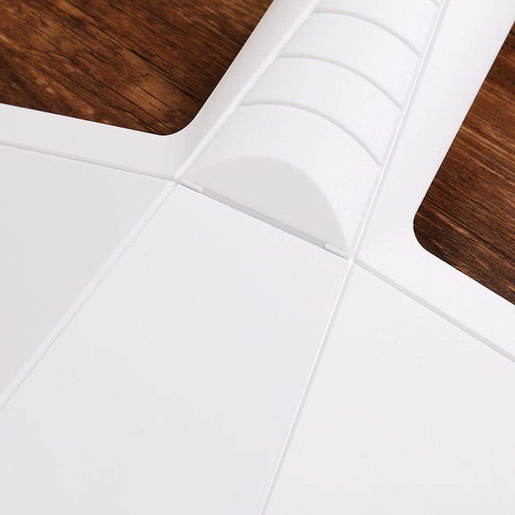 CRAZYON Planche /à d/écouper en plastique antid/érapante pliable et antibact/érienne l/ég/ère /à suspendre Red