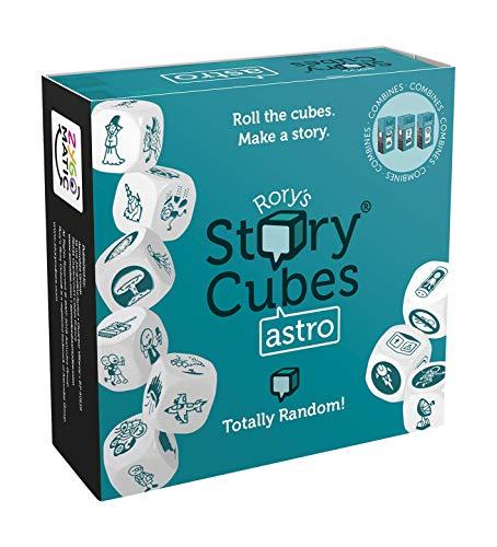 The Creativity Hub RSC31 Rory's Story Cubes: Astro, Mixed Colours