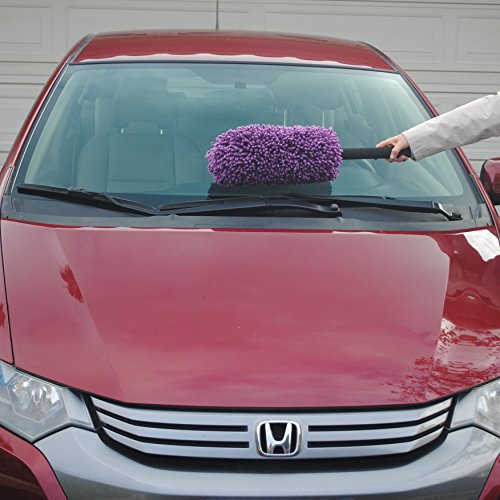 Best Microfiber Car Duster By Drought Buster (TM) Clean