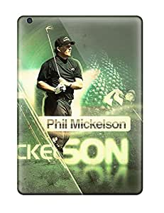 Awesome Case Cover/ipad Air Defender Case Cover(phil Mickelson Golf )