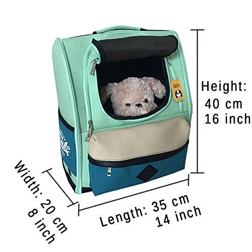 Dog Bike Bag Carrier - 4