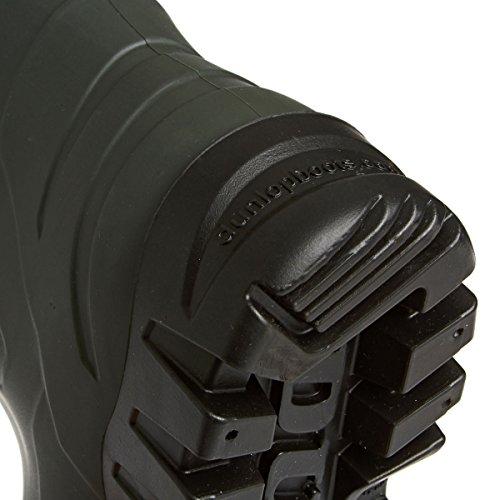 Caucho Botas de Dee Dunlop Unisex Grün qO7zpn1wx4