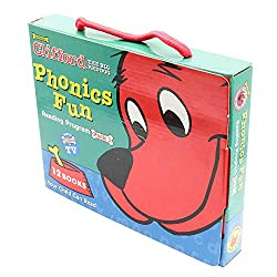 Image of the product Cliffords Phonics Fun that is listed on the catalogue brand of Cartwheel Books.