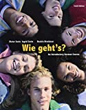 img - for Bundle: Wie geht's?, 10th + SAM + Premium Web Site Printed Access Card book / textbook / text book