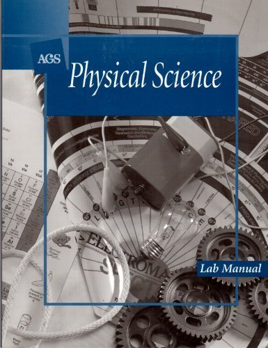 AGS Physical Science Lab Manual