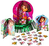 Amscan 285512 Table Decorating Kit Dora's Flower