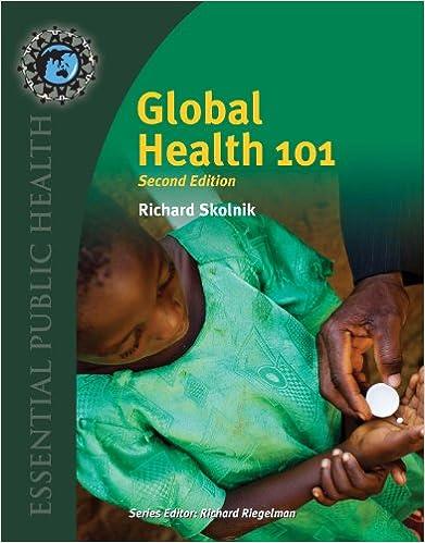 essentials of global health essential public health