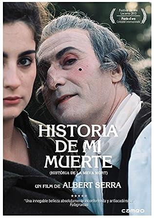 Historia de mi muerte [DVD]: Amazon.es: Vicenç Altaió, Eliseu ...