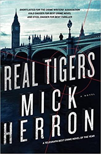 Amazon real tigers slough house 9781616957988 mick amazon real tigers slough house 9781616957988 mick herron books fandeluxe Choice Image