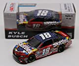 Lionel Racing Kyle Busch 2017 Skittles Red, White and Blue NASCAR Diecast 1:64 Scale