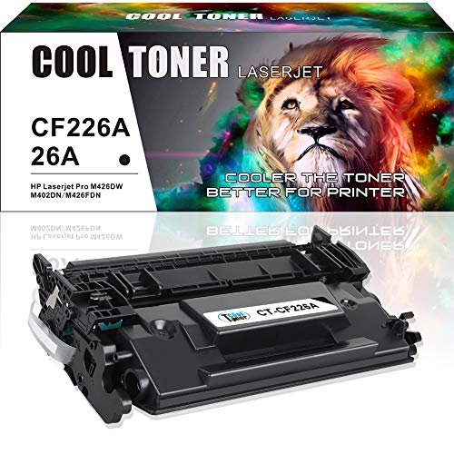 Cool Toner Compatible Toner Cartridge Replacement for Canon