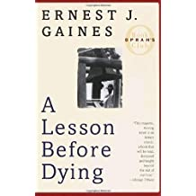 A Lesson Before Dying (Oprah's Book Club) by Ernest J. Gaines (1994-09-03)