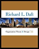 Organization Theory and Design  12 Edition