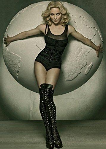 Twenty-three 24X36 Inch canvas poster Madonna Star Poster Sexy Lady Family Silk Wall