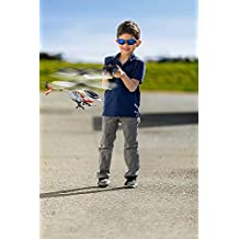 Dazzling Toys Remote Controlled Helicopter – For Indoor or Outdoor - 3.5 Channels for Accurate Flying - Alloy Design –Great Gift for Kids Color Red