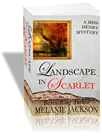 Landscape In Scarlet by Melanie Jackson ebook deal