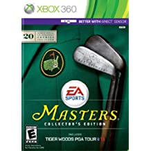 Tiger Woods PGA TOUR 13: The Masters Collector's Edition - Xbox 360 (Collector's Edition) by Electronic Arts