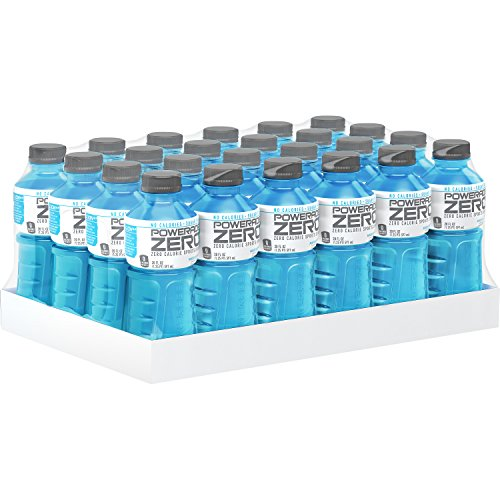 POWERADE ZERO, Zero Calorie Electrolyte Enhanced Sports Drink