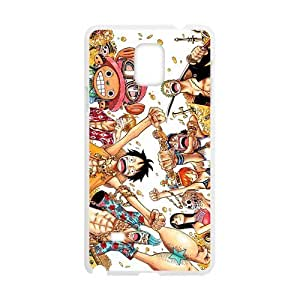 One Piece Cell Phone Case for Samsung Galaxy Note4 hjbrhga1544