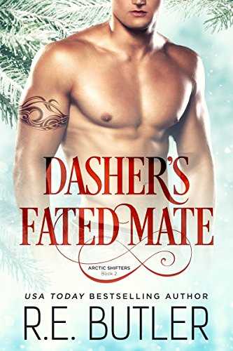 Dasher's Fated Mate (Arctic Shifters Book 2)]()