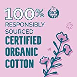 Seventh Generation Tampons with Comfort Applicator, Organic Cotton, Super Absorbency, 18 Count, Pack of 6