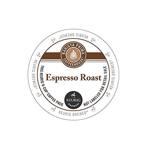 Barista Prima Espresso Coffee Keurig product image
