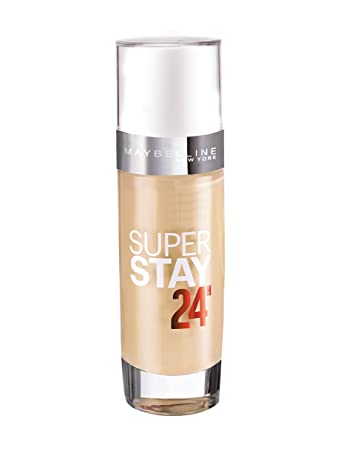 Amazon.com : Maybelline New York Super Stay 24Hr Makeup, Classic ...