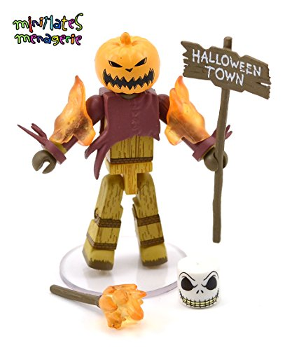Nightmare Before Christmas Minimates Series 2 Pumpkin King