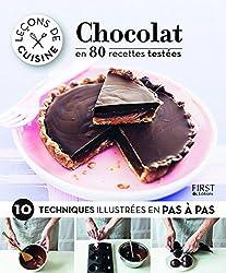 Leçons de cuisine - Chocolat