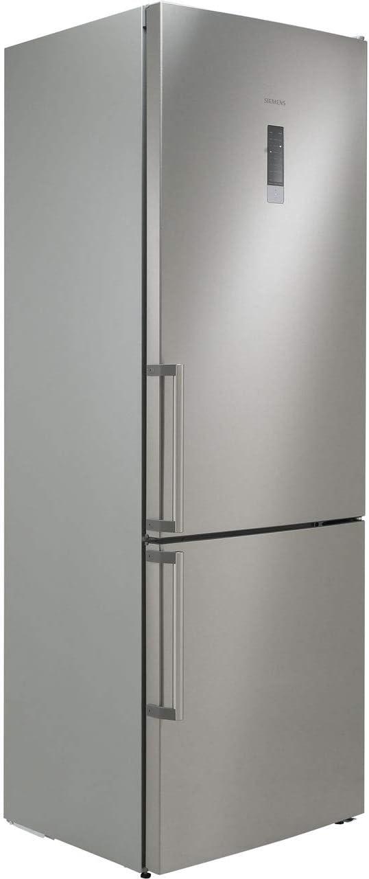 Siemens IQ-300 KG49NXI30 60/40 - Frigorífico congelador, efecto acero inoxidable: Amazon.es: Grandes electrodomésticos