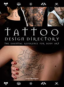 Tattoo design directory vince hemingson new and used for Tattoo reference books