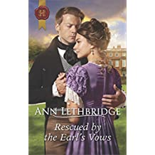 Rescued by the Earl's Vows (Harlequin Historical)