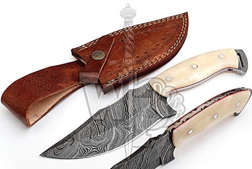 World Points Handmade Custom Full Damascus Steel 10