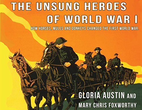 Unsung Heroes of World War One: How Horses, Donkeys and Mules Changed the First World War
