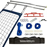 Semi-Serious High Strength Volleyball Net System
