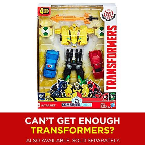 Transformers Robots in Disguise Combiner Force Team Combiner Galvatronus