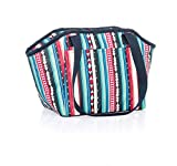 Thirty One Lunch Break Thermal in Southwest Stripes - No Monogram - 4182