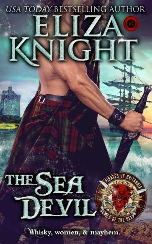 The Sea Devil (Pirates of Britannia: Lords of the Sea) (Volume 3)